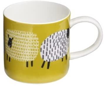 Dotty Sheep mug