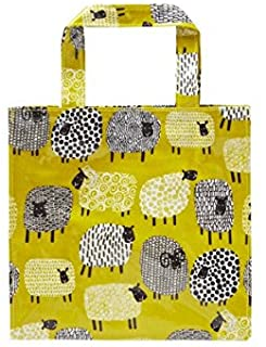 Small dotty sheep bag PVC