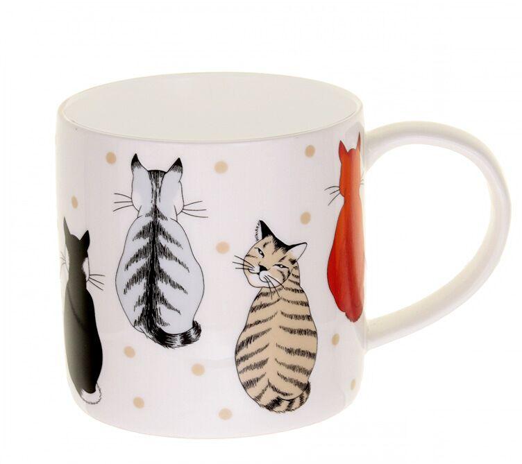 UW Cats in Waiting cup