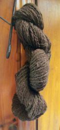Shetland brown 100gm small quantities